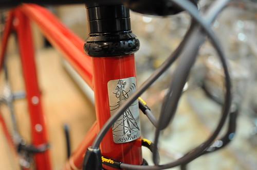 Saltzman Red 105 size50