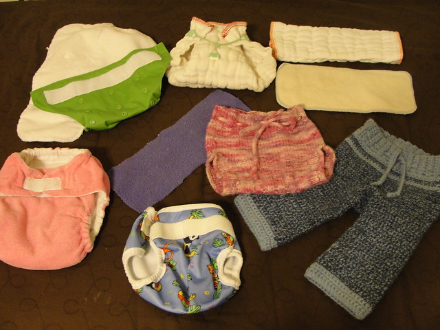 Night Time Cloth Diapering