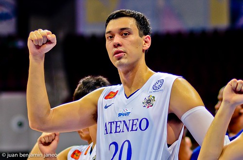 UAAP Season 75: Ateneo Blue Eagles vs. UP Fighting Maroons, Aug 25