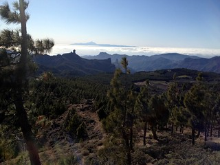 Gran Canaria - Pozo de las Nieves, Mount Teide, Roque Nublo, Roque Bentayga