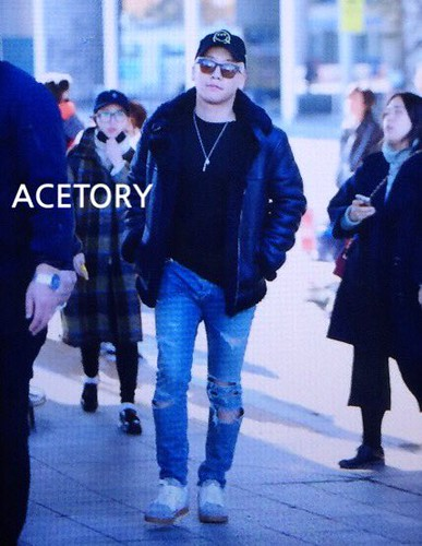 Big Bang - Incheon Airport - 07dec2015 - Acetory - 02