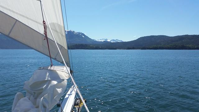 Kenai sailing