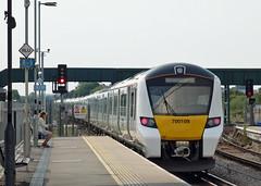 Thameslink 700109 - Gatwick Airport