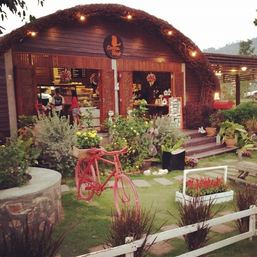Coffee House at Banyan Leaf Resort