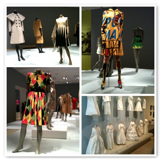 Fashion Exhibit at the Indy Museum of Art