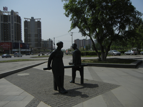 Sculpture, Shenyang _ 0193
