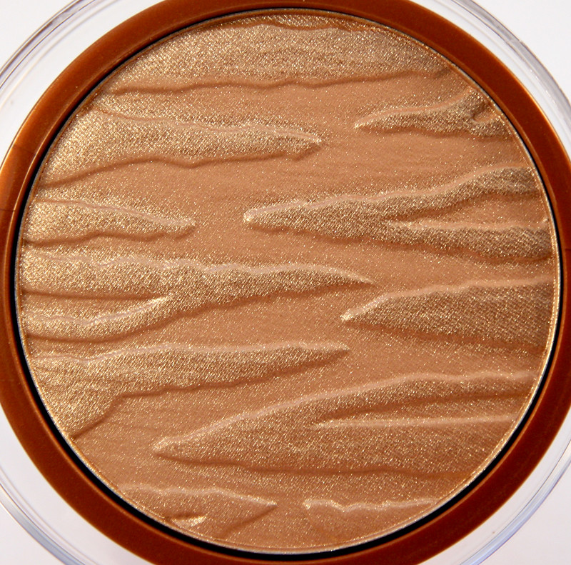 l'oréal glam bronze wild instinct light