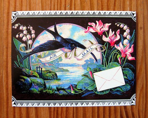 Swallow's Garden Air Mail