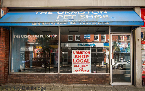 Urmston Shop Local - Use it or Lose it by The Neepster