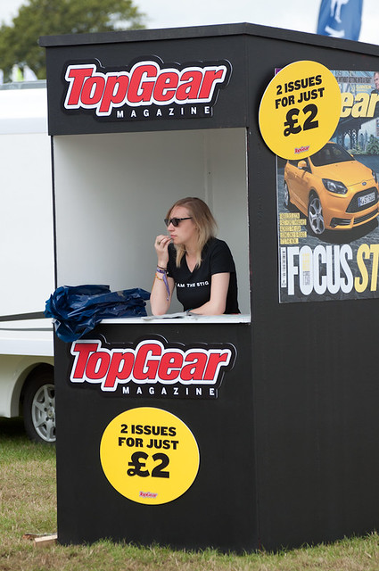 Top Gear stand
