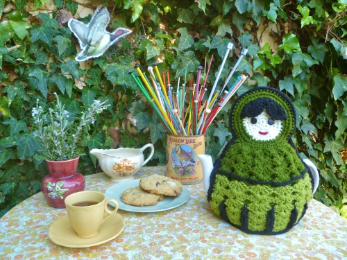 Babushka Darling Tea Cozy...