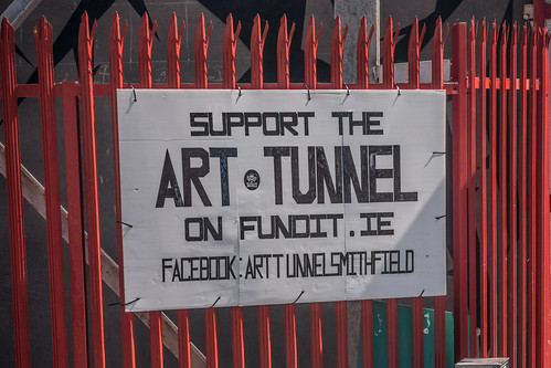 Support The Art Tunnel by infomatique