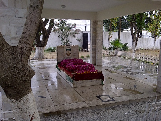 Major Aziz Bhatti Shaheed - Grave