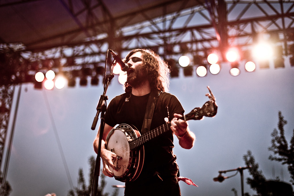 The Avett Brothers - Basilica Block Party