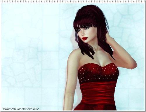 Wasabi Pills - Brigitte - Hair Fair 2012