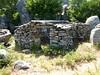 Environs Ouest de Bocca di Funtanella : l'abri près de la source