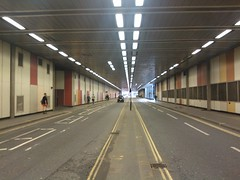 Barbican tunnel