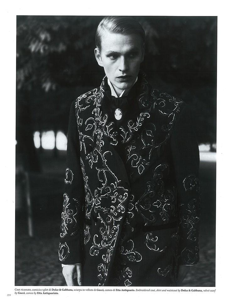 Gerhard Freidl0311_VIKTOR Magazine_Ph Adriano Russo(Wiener Models)