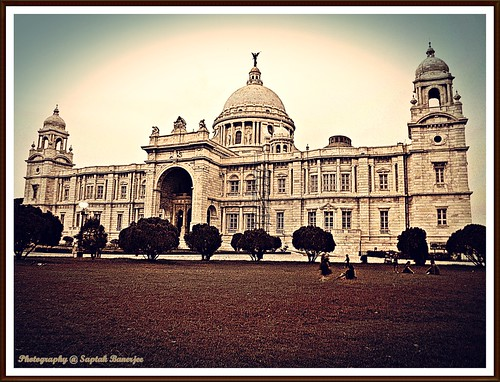 Victoria Memorial Hall, Kolkata, West Bengal, India