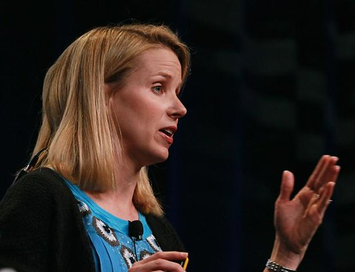 Marissa Mayer Yahoo's new CEO