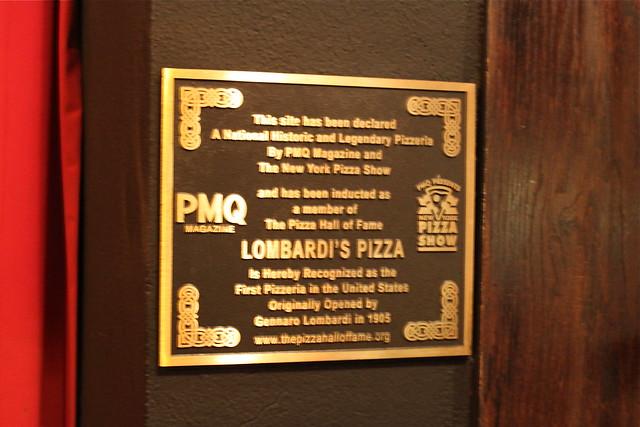1st pizzeria