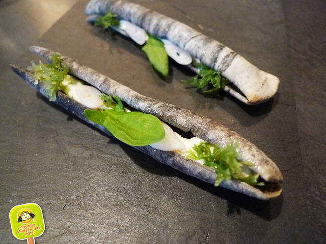 Atera - razor clams 1