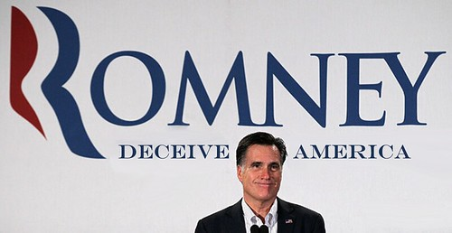 ROMNEY SLOGAN by Colonel Flick