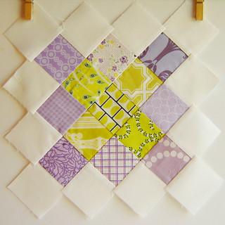 Granny Squares Quilt Block 2