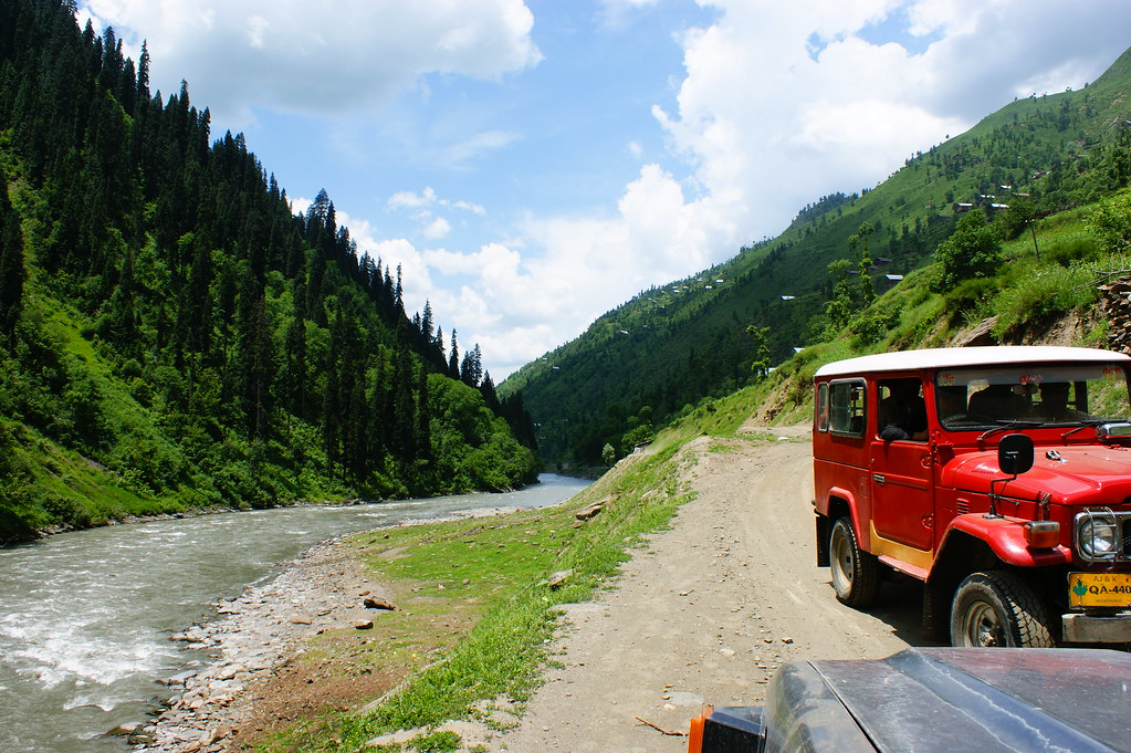 "MJC Summer 2012 Excursion to Neelum Valley with the great ""LIBRA"" and Co - 7608960028 e68d076769 b"