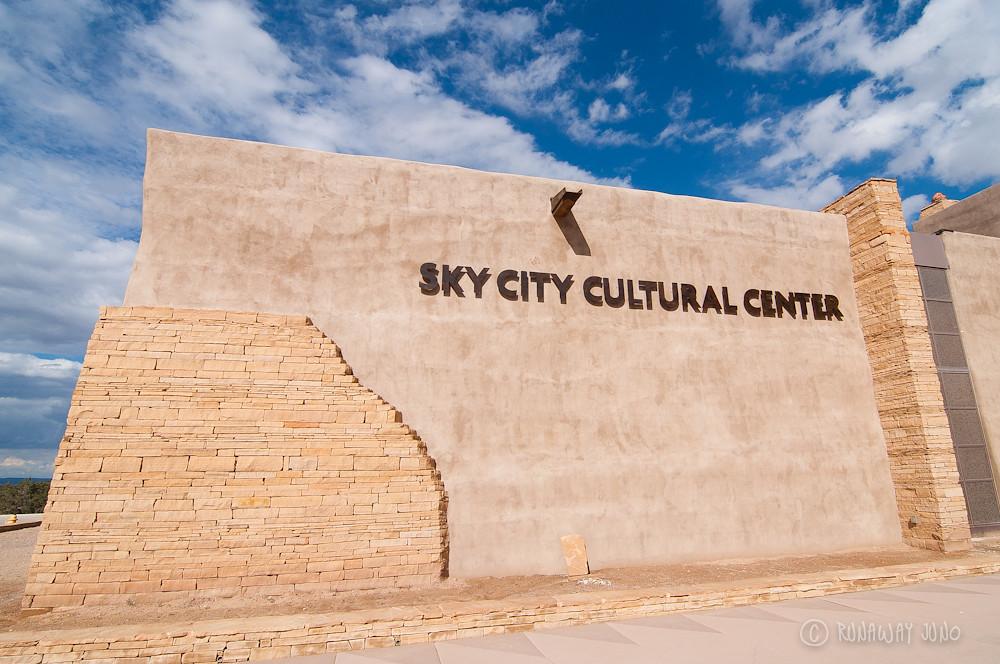 Acoma Pueblo Sky City Cultural Center