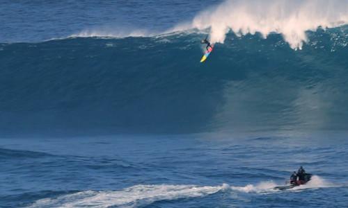 Jeff Rowley Big Wave Surfer Albatross 21 July 2012 by Minnie Vuong 1