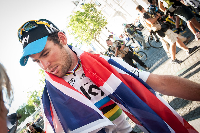 Mark Cavendish - 2012 Tour de France