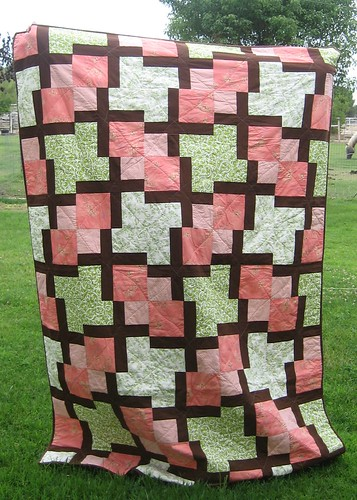 Quilt for Aunt Lois by Mama Said Sew - Christy
