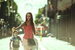 Burbuliatorius | Bubble the City #205/366