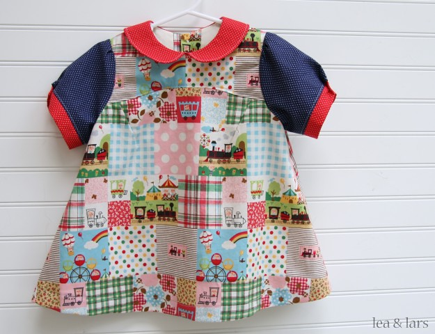 Oliver + S puppet show tunic
