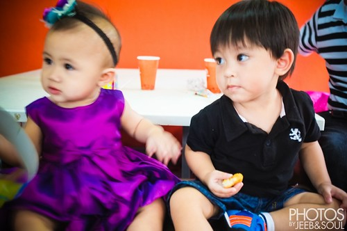Birthday Tasya 2012 @ A&W