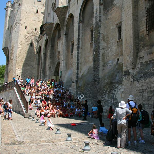 Couleur Lavande : Festival d'Avignon