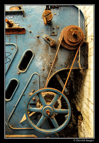 Longfield Dye Works by Dervish Images