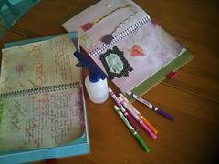 Smashbook journaling