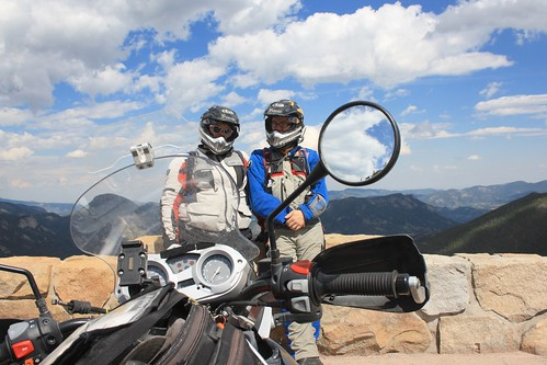 Dachary And Kay - Rocky Mountain National Park: Trail Ridge Rd.