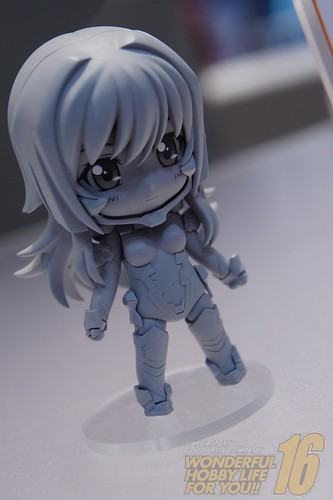 Nendoroid Takamura Yui (Muv-Luv Alternative)
