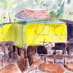 Yellow Hut, Lamma Island