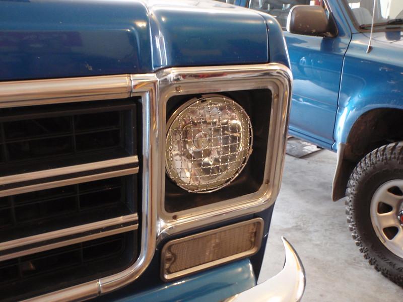 U0026 39 89 K5 Blazer Lmc Headlight And Wiring