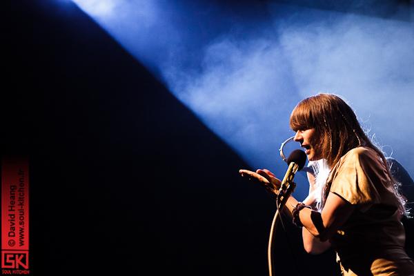 Camille @ Nuits de Fourvière 2012