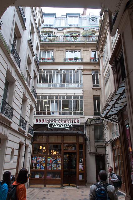 Le Bouillon Chartier