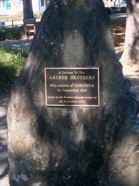 Archer Memorial