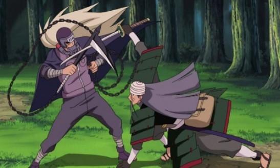 Naruto Hokage, Mifune e Hanzou Confirmados em Novo Jogo