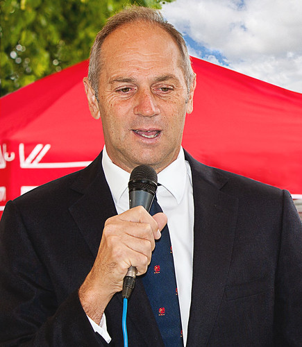 Sir Steve Redgrave - Winner of five Olympic Gold Medals