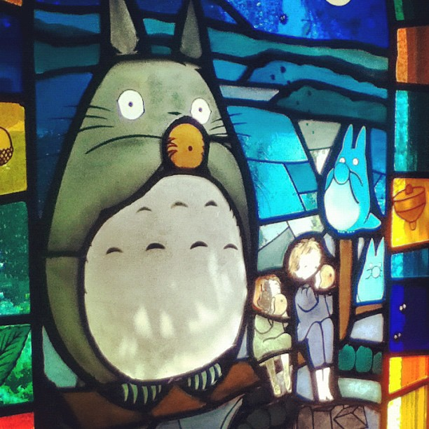 Spent 2.5 hours at the Ghibli Museum today. It may be the best museum EVER.