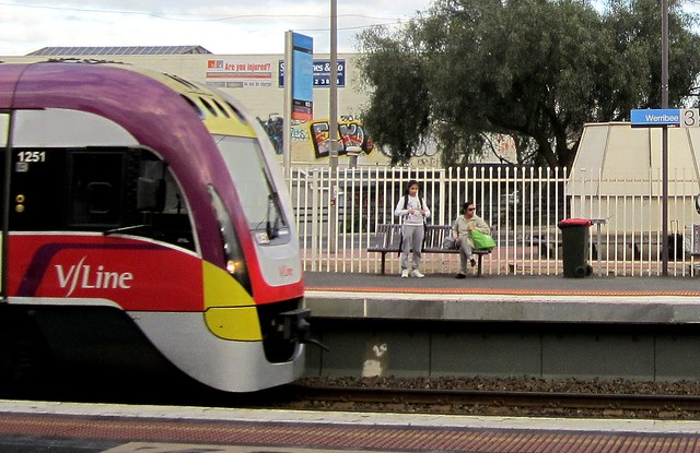 No V/Line to Werribee from 2016